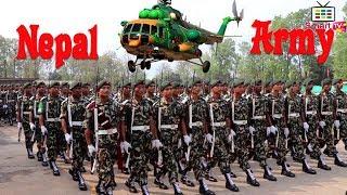 नेपाली सेना कुनै देशको भन्दा कम छैन ||  Nepali  Military Parade || Nepal Army Training - 2018