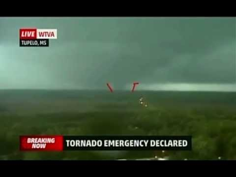 Tupelo, MS, Tornado Live 4/28/2014 - Weather Channel