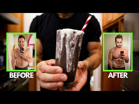 I Lost Over 20lbs Drinking THIS SHAKE Almost Everyday For 12 Weeks