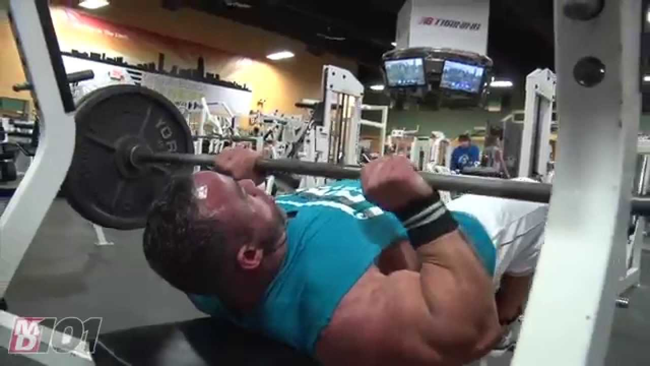 Narrow Grip Bench Presses Part - 34: MD 101 | Jose Raymond On Close Grip Bench Press - YouTube