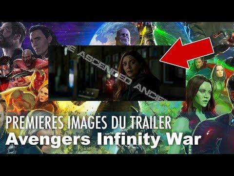 Avengers Infinity War : les premières images du trailer viennent de fuiter !