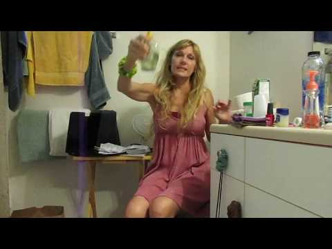 Colonoscopy Prep, From My Bathroom, Beginning To End. (49th Video In My Surgery Series)
