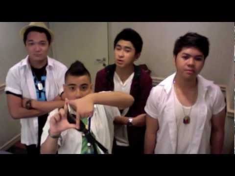 Somebody That I Used To Know (Acapella) - Rhap Salazar, CJ Navato and Alfred Alain
