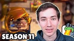SEASON 11 verändert Clash Royale VÖLLIG! 😯 | Neue Balance & Meta!