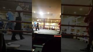 onyx lye nzl vs keenan luke aus at western australia vs auckland boxing team in perth 22 05 17