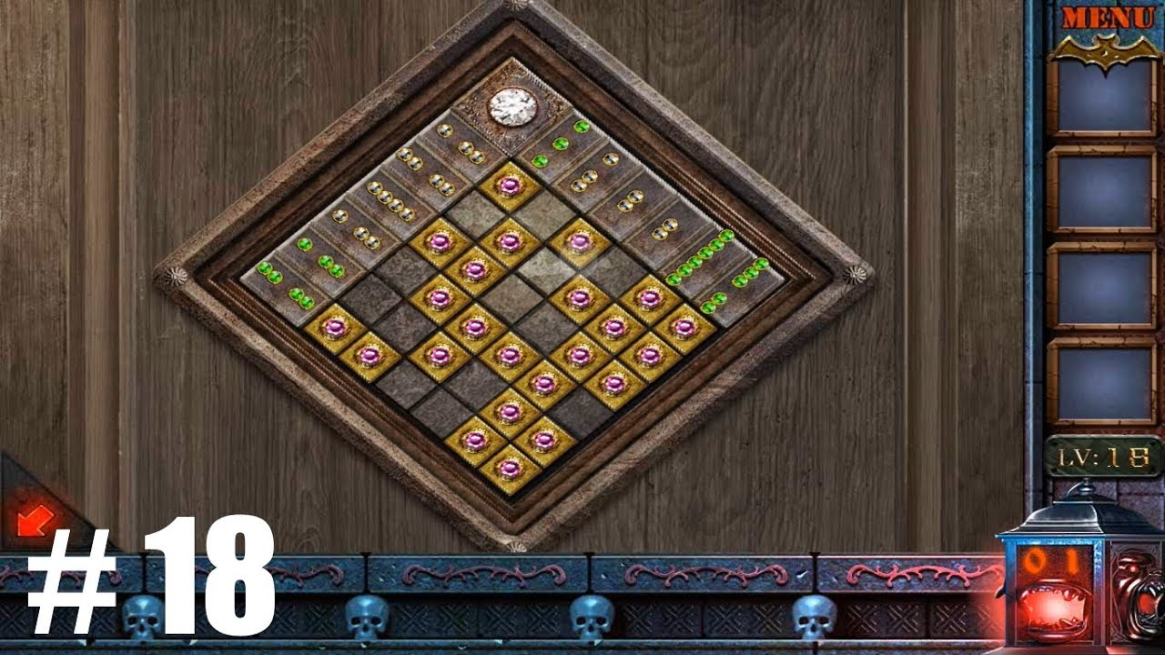 can you escape the 100 rooms level 6