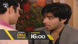 Deli Divane 111.Bölüm Fragmanı - 14 Kasım Pazartesi