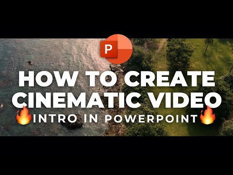 how-to-make-a-cinematic-video-intro-🔥in-powerpoint🔥