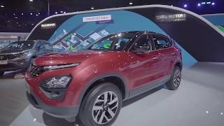 Harrier 2020 | Auto Expo 2020 Best Moments