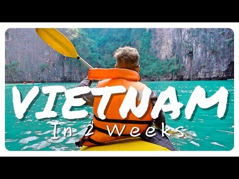 How to Travel Vietnam in 2 Weeks