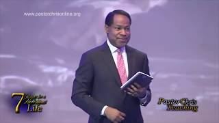 Pastor Chris:: How to have a Healthy Spiritual Life