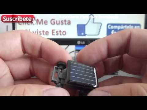 The World's Smallest Mini Solar Powered Toy Car Racer SKU010907