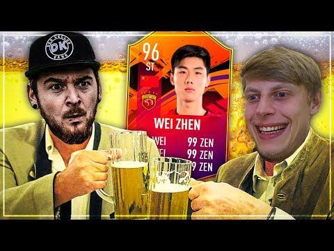 FIFA 19: WEIZEN SQUAD BUILDER BATTLE 🍺🔥 vs. DER KELLER 🍻