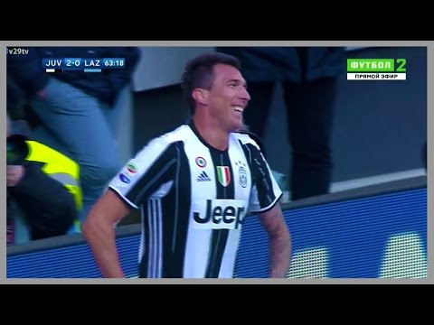 Mario Mandzukic vs Lazio (Home) 22/01/2017 | HD