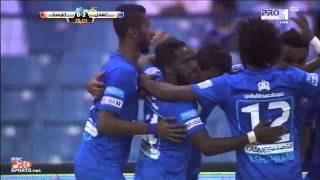 MBC PRO SPORTS - هدف الهلال الثاني في مرمى الوحدة .. التون الميدا
