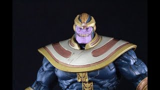 Disney Store  exclusive Marvel Select Thanos review