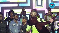 Shatta Wale and Stonebwoy perform at Ashaiman to the World Concert