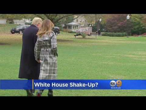 White House Shake-Up?