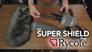 Fight Wind Noise! Rycote Super Shield Test & Review