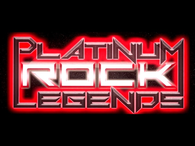 Platinum Rock Legends - Live Audio and Video Promotion