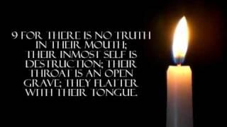 Psalm 5 (ESV)