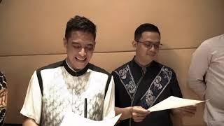 Gambar cover Hatiku Indonesia MALE News Anchor ver Behind The Scene