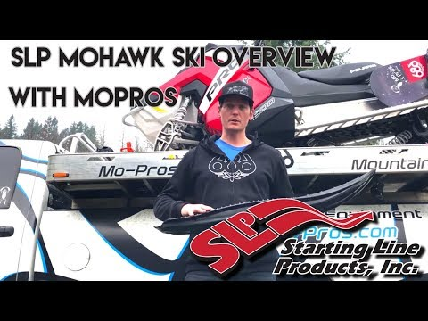 Starting Line Products | MoHawk Ski Overview With MoPros!