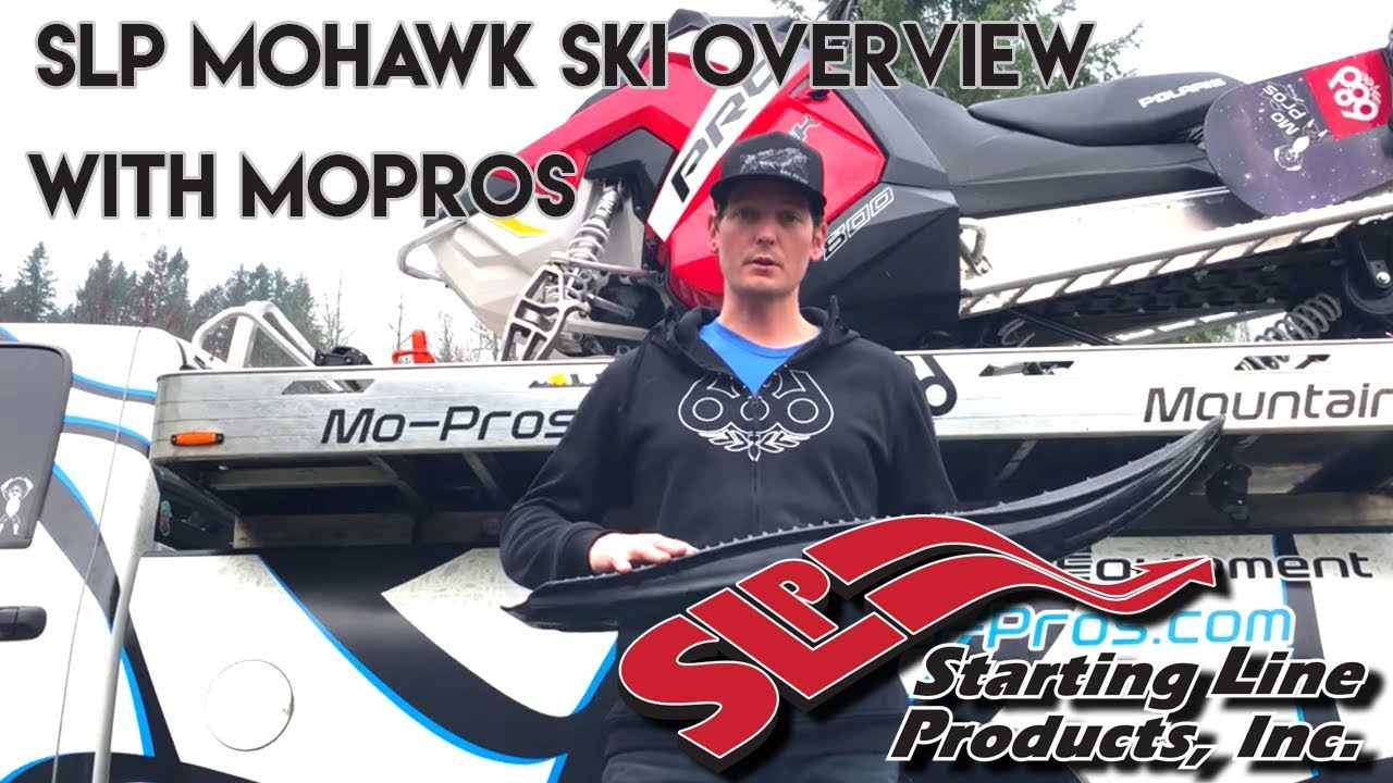 Starting Line Products Mohawk Ski Overview With Mopros Youtube