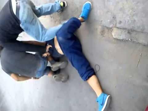 Ladrón en Arica