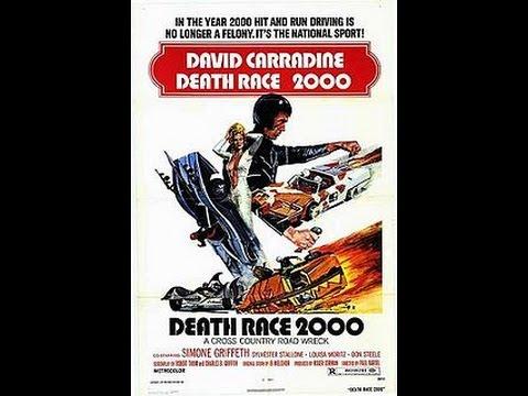 Death Race 2000 1975 Full Movie