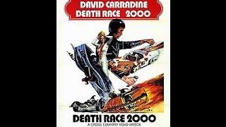 Death Race 2000 (1975) Full Movie