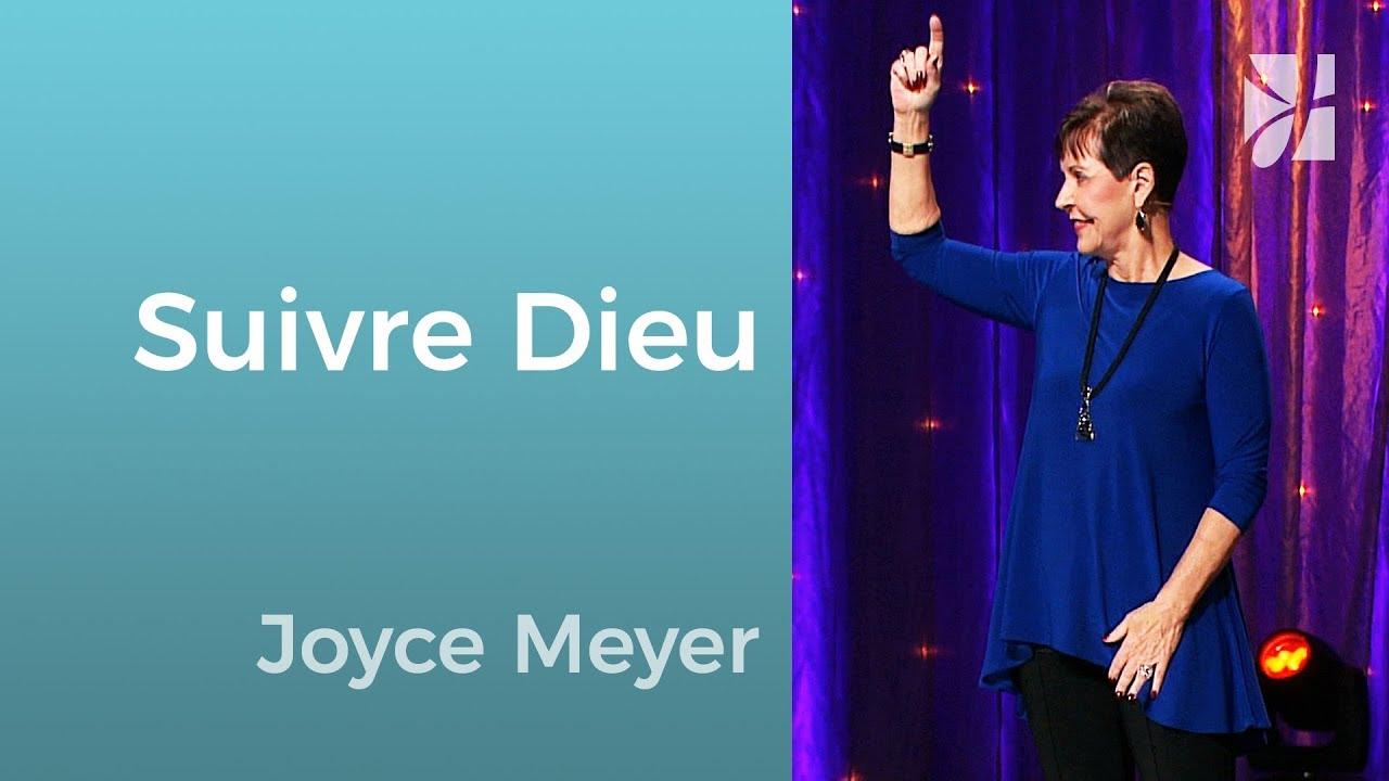 Quelle est votre relation avec Dieu ? - Joyce Meyer - Grandir avec Dieu