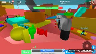 I played roblox the first time