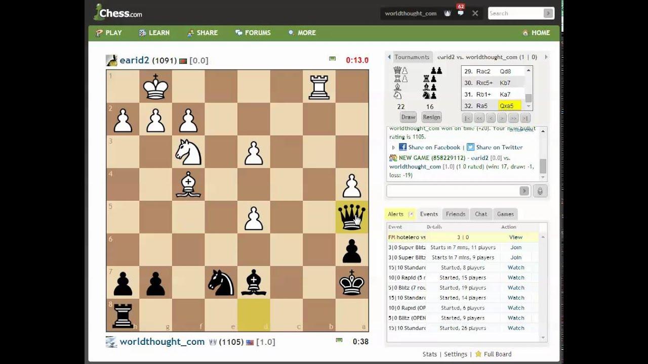 Login Chess Com
