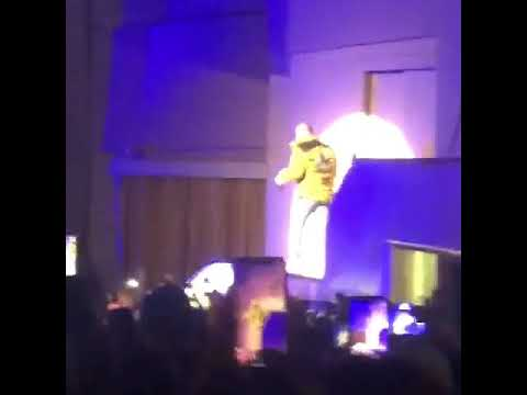 J balvin  en vivo radio musical hall new York