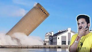 Buildings को गिराते समय हुए भयानक हादसे   4 Building Demolitions That Went Horribly Wrong