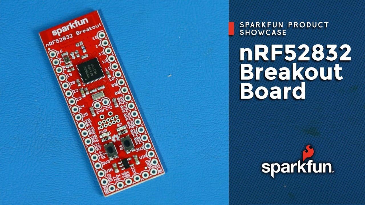 SparkFun nRF52832 Breakout