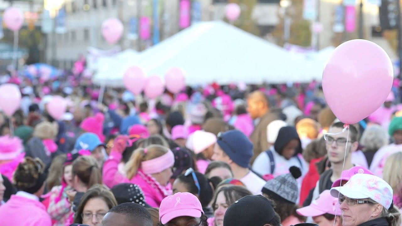 breast walk Michigan cancer