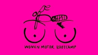 Un weekend esclusivo solo donne e motori: Women Motors Bootcamp