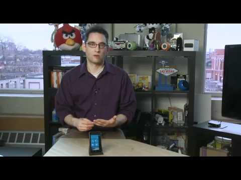 Setting up your HTC HD7