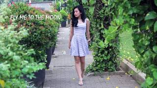 FLY ME TO THE MOON (Cover Dhika Suzaf Ft Alvin Kasenda)