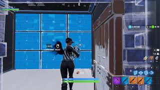 Fortnite Shotgun Training , Get 100% Accuracy with this map !