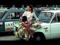 El SEAT 124 en el Rallye de Monte-Carlo 1969 - Grace Kelly Raniero de Mónaco