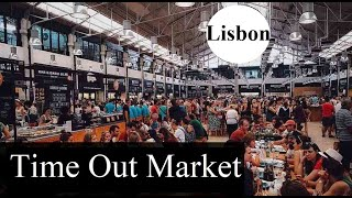 Portugal/Lisbon Time Out Market (Mercado Da Ribeira)  Part 12