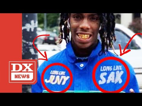YNW Melly Reportedly Facing Death Penalty In Double Murder