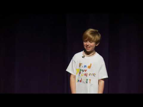 You're Never to Young to Make an Impact | Braden Baker | TEDxYouth@FortWorth