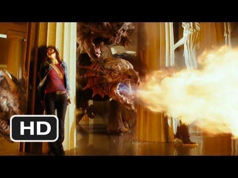 Percy Jackson & the Olympians: The Lightning Thief #3 Movie CLIP - Museum Hydra (2010) HD