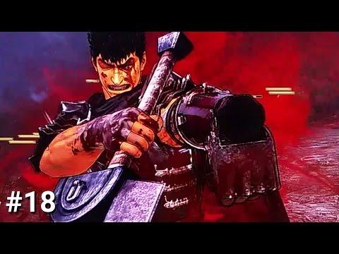#18ベルセルク無双黒い剣士編黒い剣士ガッツが復讐の黒い剣士になる回