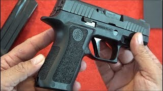 sIG Sauer P320 X-Compact Review