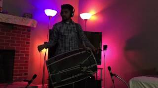 DHOL COVER | FADED - ALAN WALKER | Rhythm & Lights